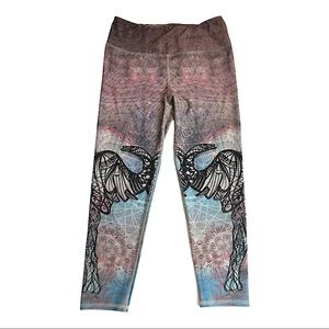Evolution and Creation Active Yoga Leggings Size S